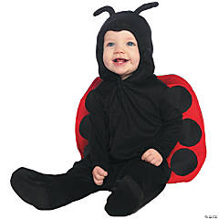 Baby Anne Geddes Ladybug Costume