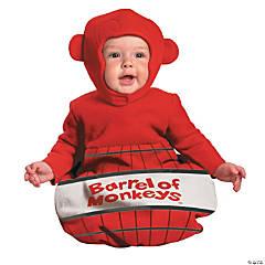 Baby Barrel Of Monkeys Costume
