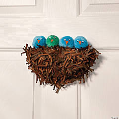 Baby Bird Nest Idea
