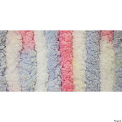 Baby Blanket Big Ball Pink & Blue