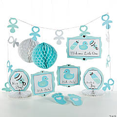 Baby Boy Decorating Kit