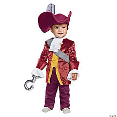 Baby Boy's Classic Peter Pan™ Captain Hook Costume - 12-18 Mo.