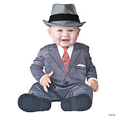 Baby Boy's Business Costume