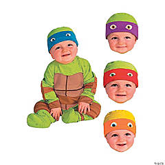 Baby Boy's Teenage Mutant Ninja Turtle Costume