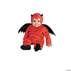 Baby Devil D Little Costume  sc 1 st  Oriental Trading & Halloween Baby Costumes for Newborns u0026 Infants | Oriental Trading ...