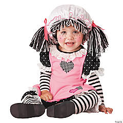 Baby Doll Costume for Infant Girls
