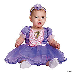 Baby Girl's Disney Princess Rapunzel Costume - 12-18 Mo.