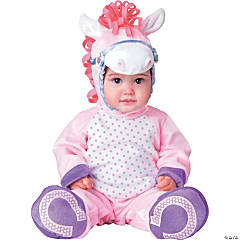 Baby Girl's Pretty Lil Pony Costume