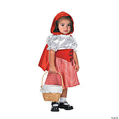 Baby Girl's Little Red Riding Hood Costume