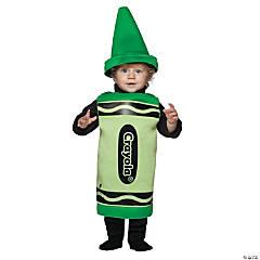 Baby Green Crayola Crayon Costume - 18-24 Months
