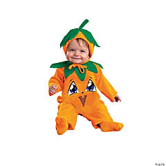 Baby Lilu0027 Pumpkin Pie Costume  sc 1 st  Oriental Trading & Halloween Baby Costumes for Newborns u0026 Infants | Oriental Trading ...