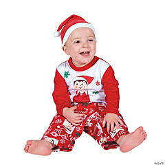 Baby&#8217;s Elf on the Shelf<sup>&#174;</sup> Pajamas