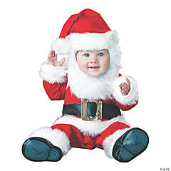 Baby Santa Costume - 12-18 Months
