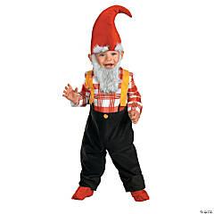 Baby/Toddler Boy's Garden Gnome Costume