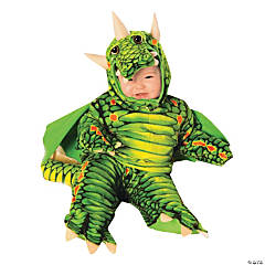 Baby/Toddler Dragon Costume  sc 1 st  Oriental Trading & Halloween Baby Costumes for Newborns u0026 Infants | Oriental Trading ...