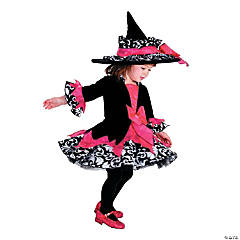 Baby/Toddler Girl's Janie the Witch Costume