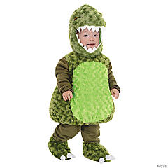 Baby/Toddler Green T-Rex Costume