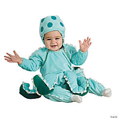 Baby/Toddler Octopus Costume