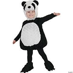 Baby/Toddler Panda Costume