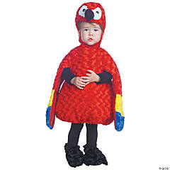 Baby/Toddler Parrot Costume  sc 1 st  Oriental Trading : toddler haloween costumes  - Germanpascual.Com