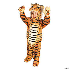 Baby/Toddler Plush Tiger Costume