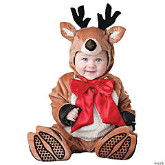 Baby/Toddler Reindeer Rascal Costume