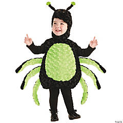 Baby/Toddler Spider Halloween Costume