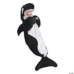 Baby Whale Bunting Costume - 0-6 Months