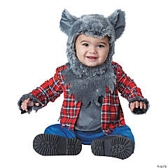 Werewolf costumes for all ages 2018 oriental trading company baby wittle werewolf costume solutioingenieria Choice Image