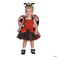 Babybug Ladybug Costume for Girls