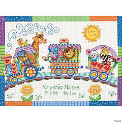 Babyhugcounted Xstitch Kit-Birth Record