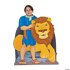 Babylon VBS Photo Cardboard Stand-Up