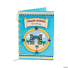 Babylon VBS Prayer Journal Craft Kit