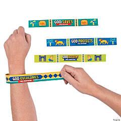 Babylon VBS Slap Bracelets