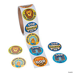 Babylon VBS Sticker Rolls
