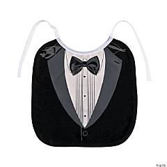 Baby's Tuxedo Bib