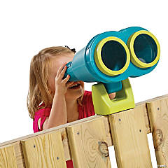 Backyard Accessories: Teal Binoculars