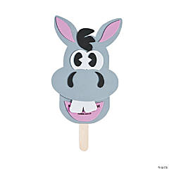 Balaam's Donkey Puppet Craft Kit