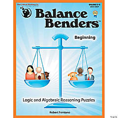 Balance Benders™ Beginning, Grades 2-6, Set of 2 books