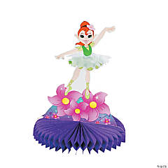 Ballerina Fairies Gossamer Centerpiece