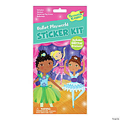 Ballet Playworld Quick Sticker Kit