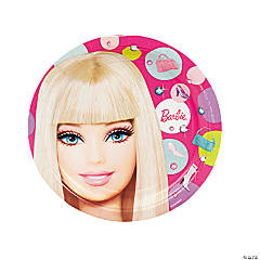 Barbie™ All Doll'd Up Dinner Plates