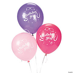 Barbie™ All Doll'd Up Latex Balloons