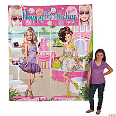 Barbie™ All Doll'd Up Scene Setter