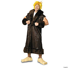 Barney Rubble Gt Plus Size Adult Men's Costume