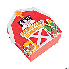 Barnyard Prayer Box Craft Kit