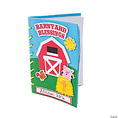 Barnyard Prayer Journal Craft Kit
