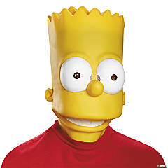 Bart Adult Mask for Adults