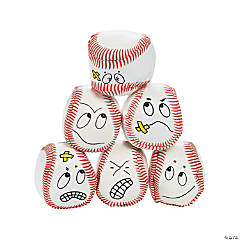 Baseball Kickball Assortment