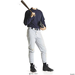 Baseball Player Stand In Stand-Up